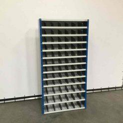 vakkenkast 200x100x30 blauw